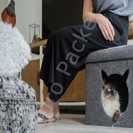 Katzenkorb Würfel